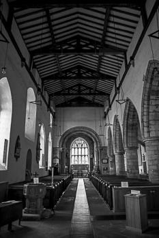 Parish Church Much Wenlock